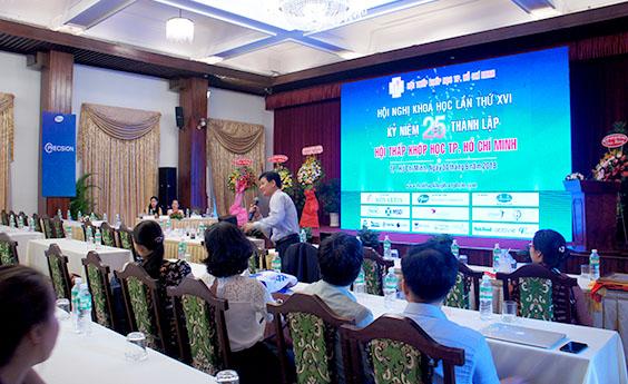Tổ chức thành công HNKH kỷ niệm 25 năm thành lập Hội TKH TPHCM
