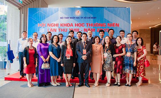 Tổ chức thành công HNKH thường niên lần thứ XVIII - Năm 2019