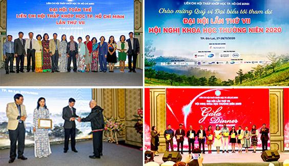 Đại hội lần thứ 7 và Hội nghị khoa học thường niên lần thứ 19 thành công tốt đẹp