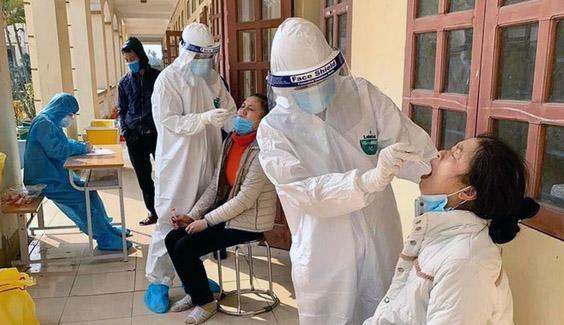 COVID-19: Việt Nam sắp có 50.000 liều vắc xin